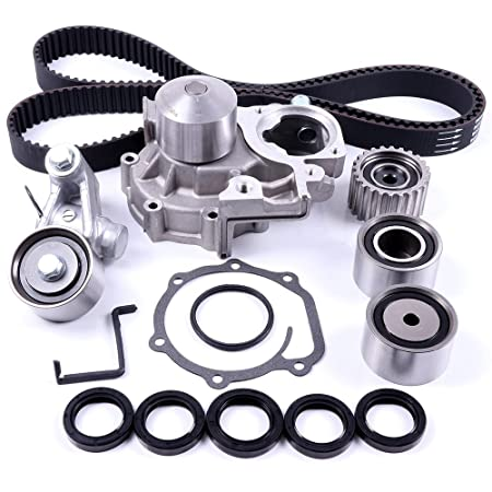 Amazon Com Timing Belt With Water Pump Kit Eccpp Automotive