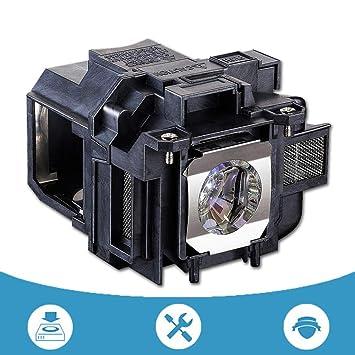 OMAIC - Bombilla de Repuesto para proyector Epson: Amazon.es ...