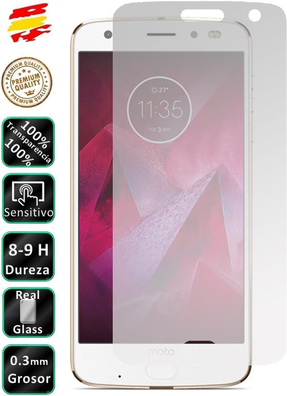 Movilrey Protector para Motorola Moto X4 4G 5.2 Cristal Templado de Pantalla Vidrio 9H para movil: Amazon.es: Electrónica