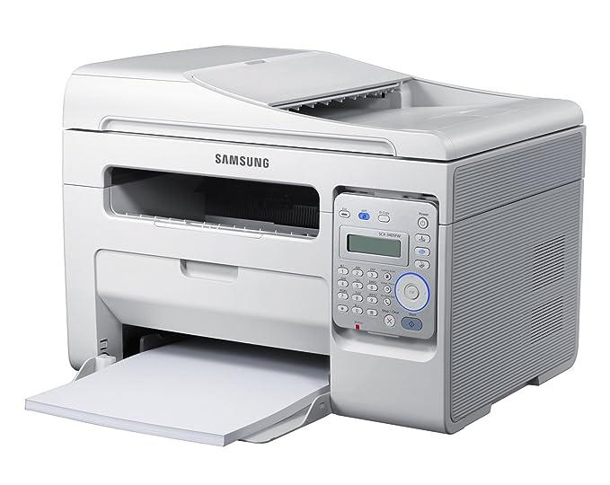 Samsung SCX-3405FW Multifuncional Laser 20 ppm 1200 x 1200 dpi A4 WiFi - Impresora multifunción (Laser, Impresión en Blanco y Negro, 1200 x 1200 dpi, ...