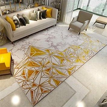 Amazon.de: YGCGKDL Modernes Licht Luxus Teppich Wohnzimmer ...