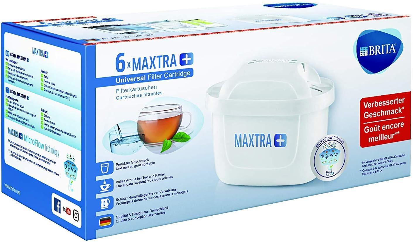 Original Brita Wasserfilter Style 1 Maxtra Filterkartusche Tischwasserfilter