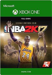 NBA 2K17 - Legends Gold - Xbox One Digital Code