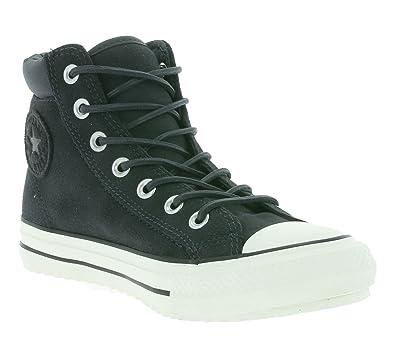 Convere Herren Schuhe Chucks Chuck Taylor Pro Blaze Plus Suede Hi Schwarz Sneakers