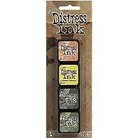 Ranger Distress Mini Ink s-Kit 10, meerkleurig, 70 x 23 mm
