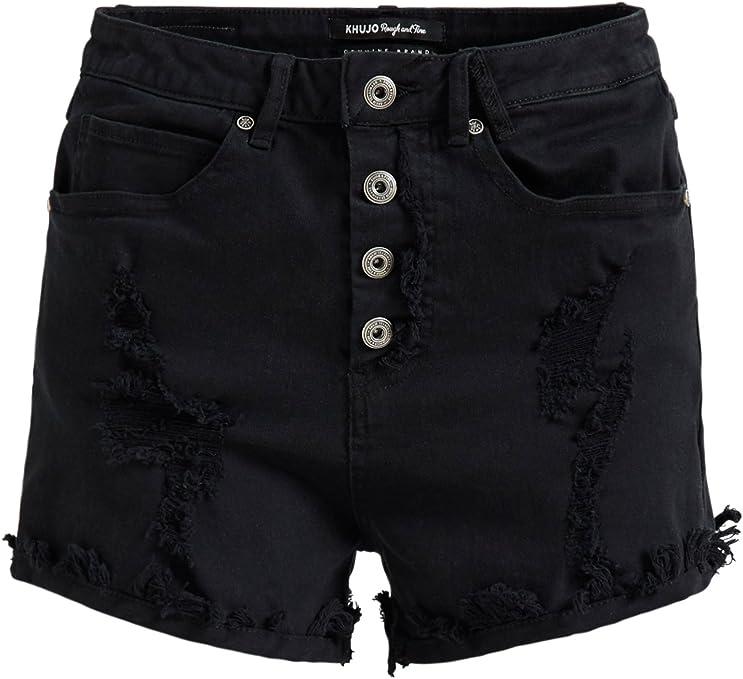 Khujo Nephele Pantalones Cortos Deportivos para Mujer