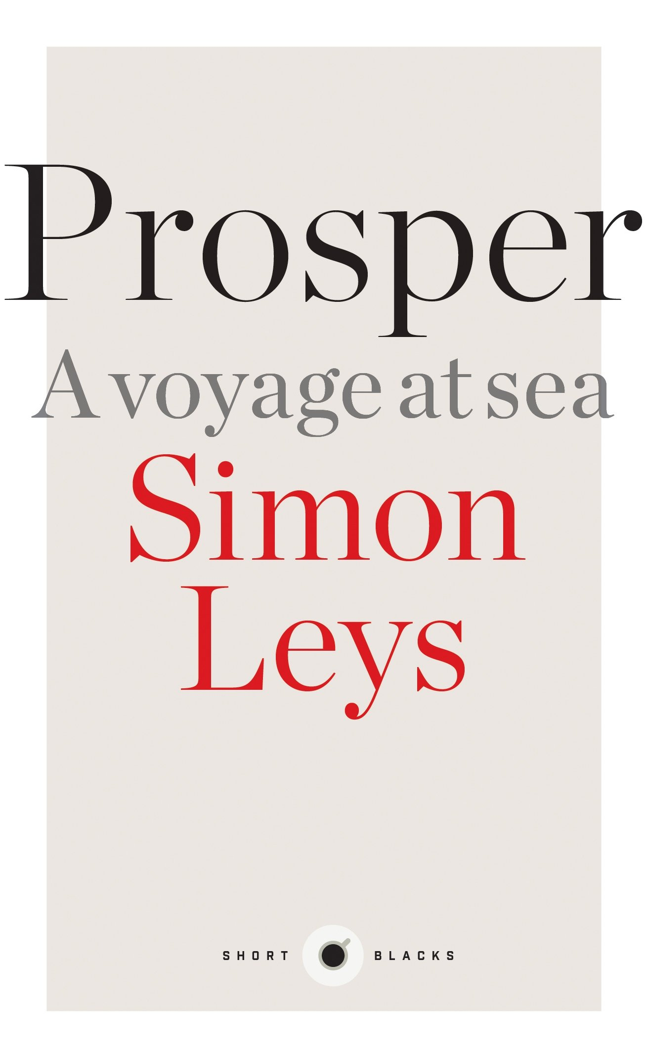 Read Online Short Black 8: Prosper ebook