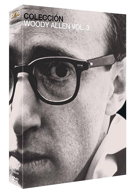 Coleccion Woody Allen Volumen 3 Todo Lo Que Usted Queria Saber ...