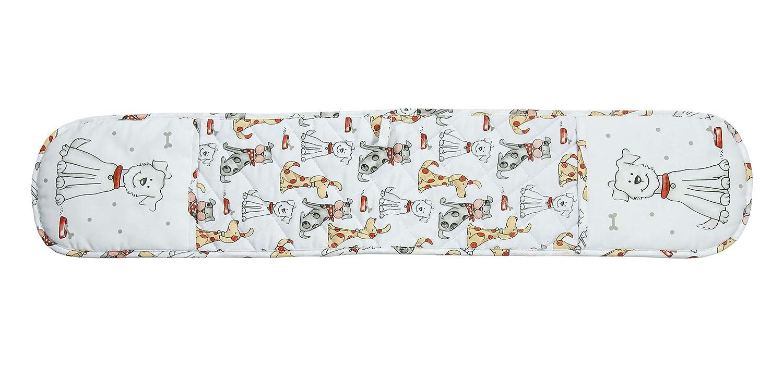 Gants de Cuisine Doubles Cadeau id/éal pour Les cuisiniers et Amoureux danimaux Gants de Four r/ésistant /à Chaleur manique pour Cuisiner /à Mignon Motif de Chiens Dog Design Oven Gloves Gift