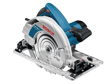 Bosch Professional Handkreissäge GKS 85 G (Sägeblatt, Absaugadapter, L-BOXX, 2200 Watt, Sägeblatt-Ø: 235 mm)