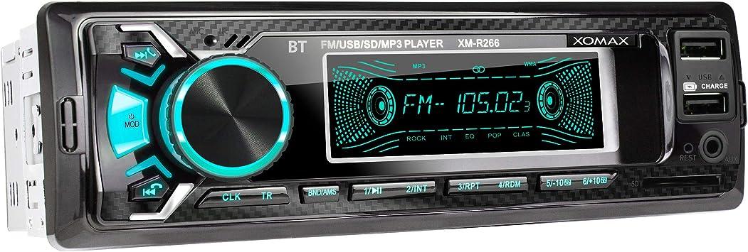 Xomax Car Radio 1 Din Elektronik