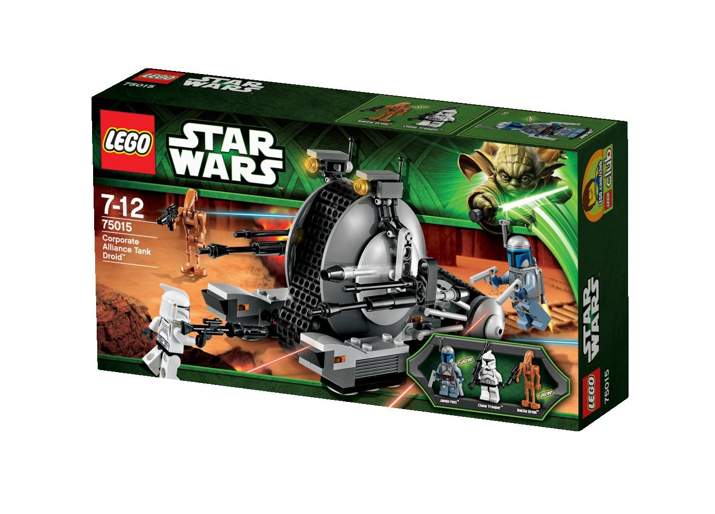 LEGO Star Wars  Corporate dp BBIEMK