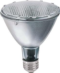 GE Lighting 74207 Energy-Efficient Halogen 45-Watt (65-watt replacement) 740-Lumen R40 Floodlight Bulb with Medium Base, 1-Pack