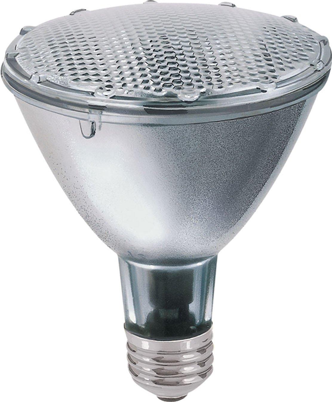 GE Lighting 76126 Energy-Efficient Halogen 48-Watt (75-watt replacement) 840-Lumen PAR30 Floodlight Bulb with Medium Base, 1-Pack