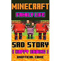 Minecraft: Family Life - Sad Story But Happy Ending: Unofficial Comic