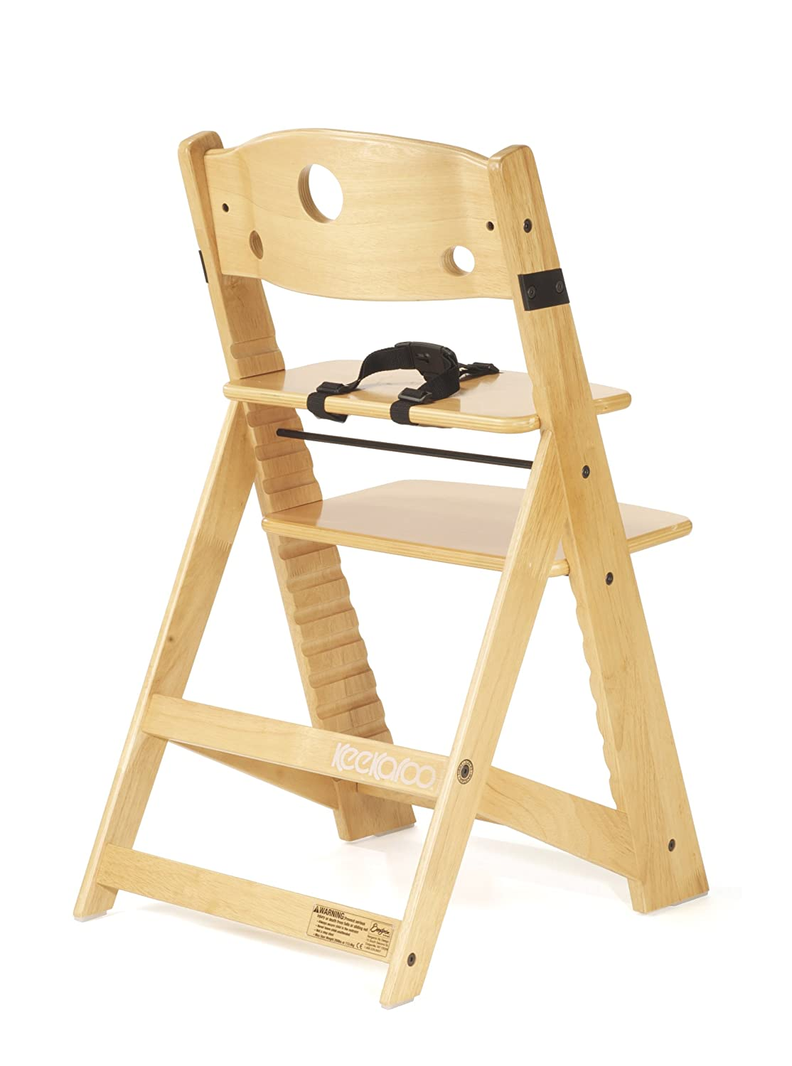 Amazon.com : Keekaroo Height Right Kids Chair, Natural : Childrens  Highchairs : Baby