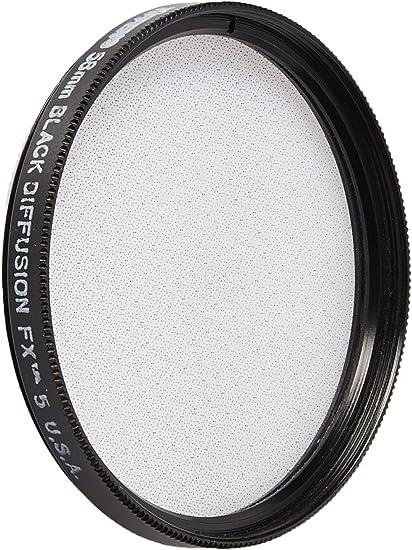Tiffen 77BDFX5 77mm Black Diffusion 5 Filter
