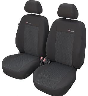 Seat Ibiza Universal Gelb Sitzbezüge Sitzbezug Autositz Schonbezüge Schonbezug
