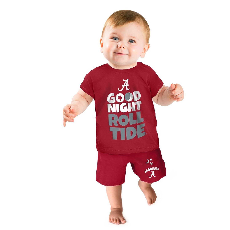 高品質 NCAA Boysショートパジャマセット Crimson B01LWBXDIG 3-6 Months Alabama 3-6 Crimson Tide B01LWBXDIG, SECRET BASE:7e7e5bb9 --- a0267596.xsph.ru