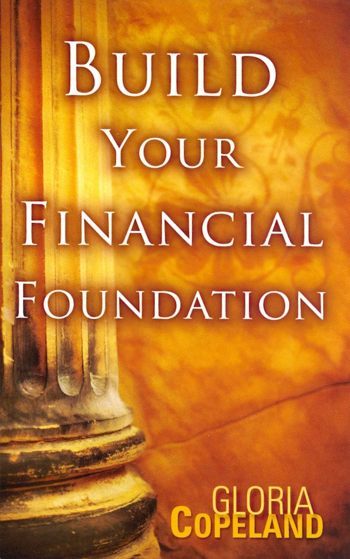 Read Online Build Your Financial Foundation pdf epub
