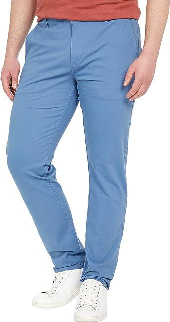 Amazon Com Dockers Pantalones Chinos Ajustados Para Hombre Chinos Ajustados Slim Fit Ultimate Elasticos Smart 360 Flex 38w X 29l Azul Atardecer Clothing