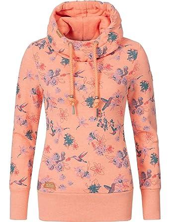 d195456819 Ragwear - Sweat-Shirt - Femme: Amazon.fr: Vêtements et accessoires