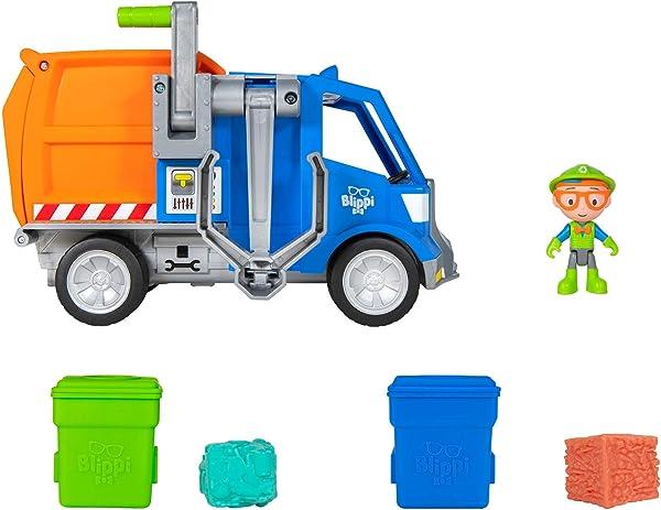 Blippi Recycling Truck for kids
