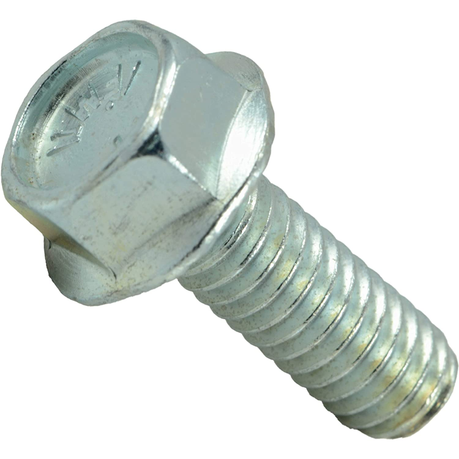 Hard-to-Find Fastener 014973454500 Serrated Flange Bolts 5//16-18 x 7//8 Piece-10