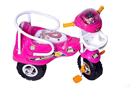 1358203eb1d Buy Champion Plastic Baby Tricycle, Pink and White Online at Low ...