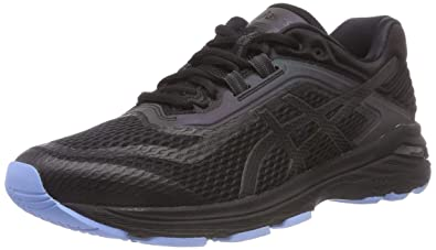 Amazon.com | Asics GT 2000 6 Lite Show Womens Running Shoes - Black ...