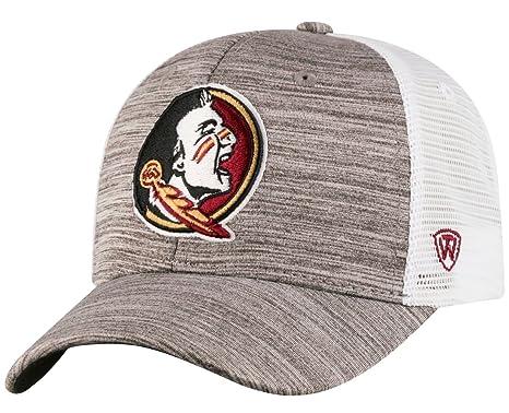 26df7be1 ... canada top of the world ncaa florida state seminoles mens warmup hat  gray adjustable fec04 b4873