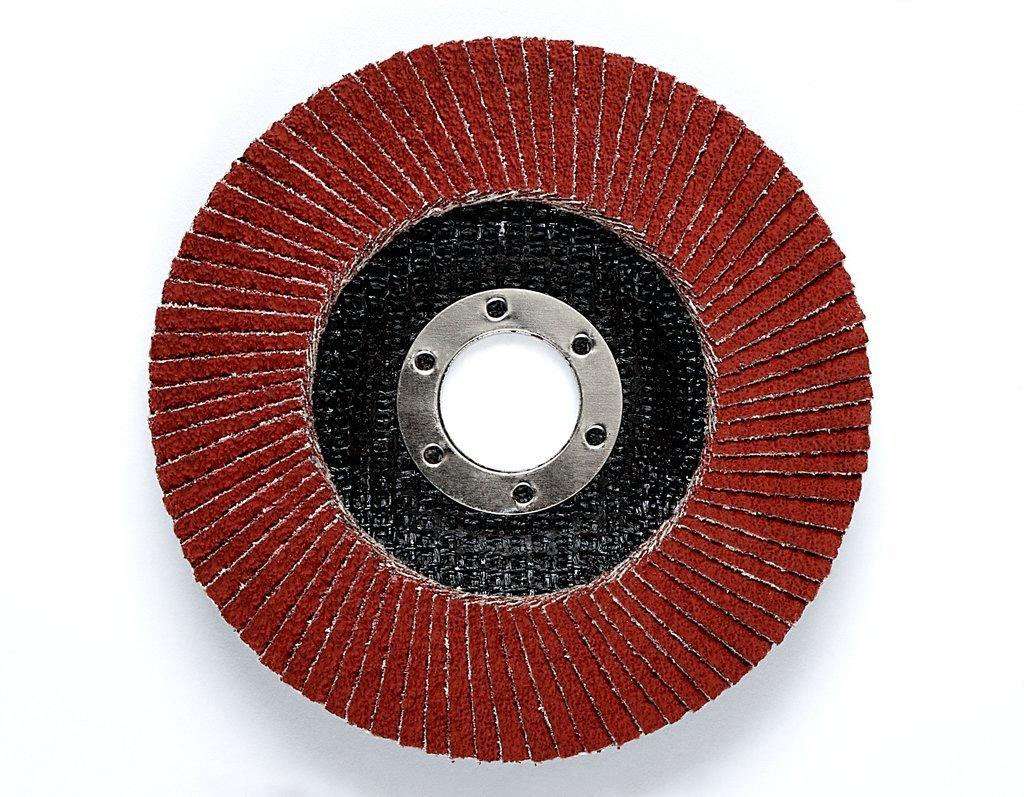 125/mm 10/unidades c/ónico 22,23 mm 3M 51468/Cubitron II Compartimiento Disco de lija 969/F 40/+