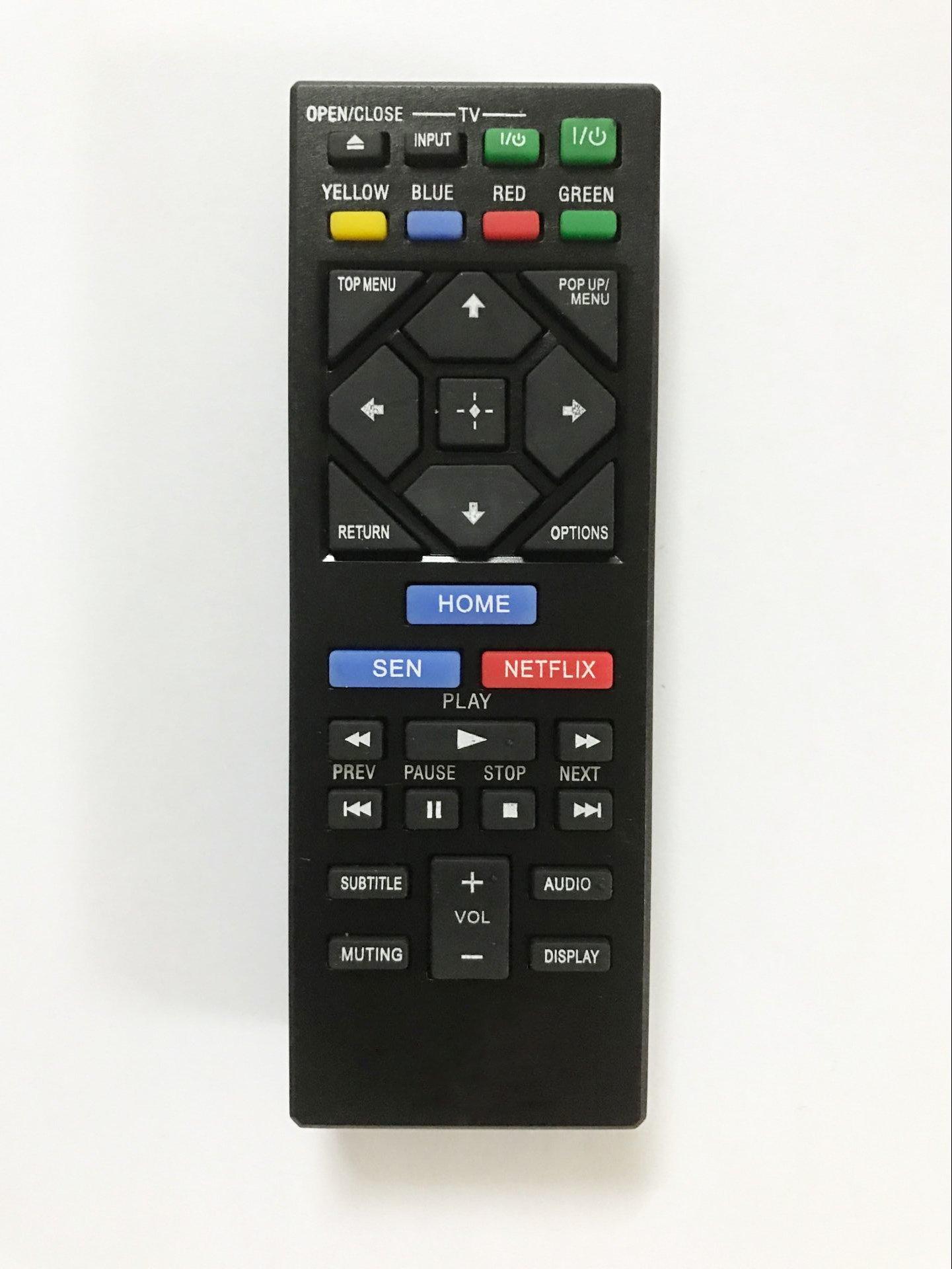 Control Remoto Bdps3700 Bdps6700 Bdps6500 Sony Blu Ray Di...
