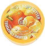 The Body Shop Satsuma Body Butter, Softening Body