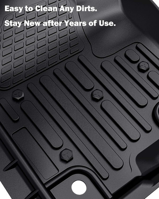 2014-2020 Lexus GX460 Floor Mats Floor Liner All Weather Floor Mats for 2013-2020 Toyota 4Runner