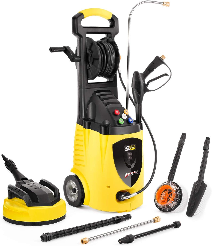 Limpiadora a presión Wilks - USA RX550i
