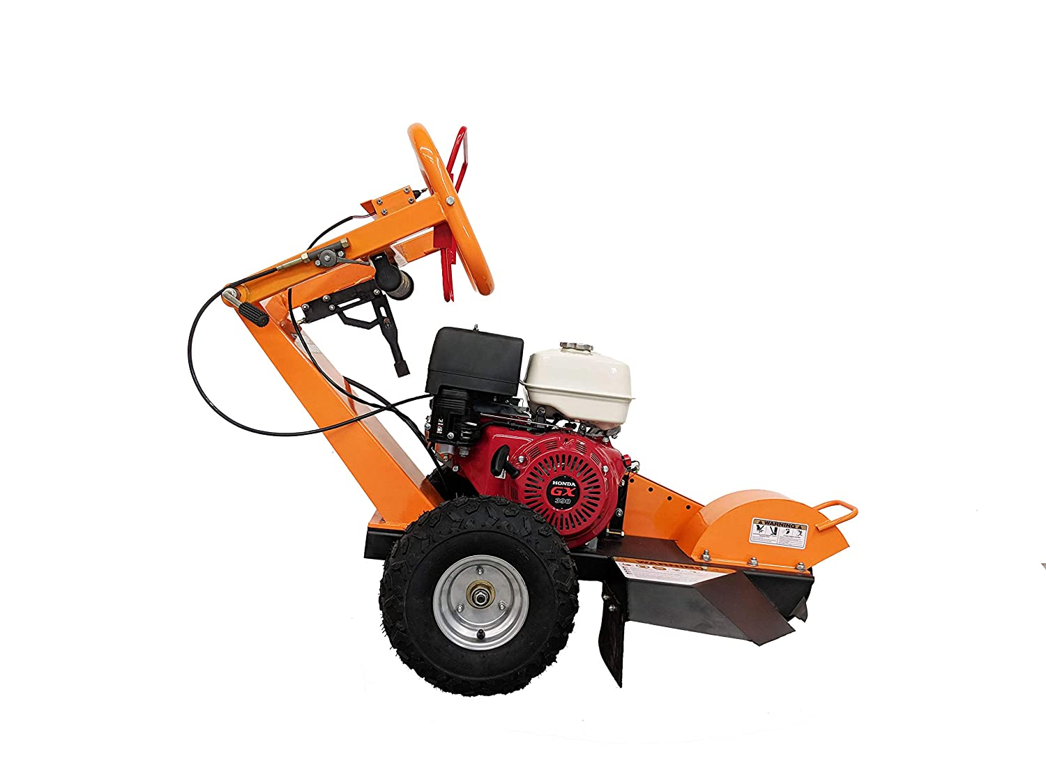 5.House of Contractor STG13 Stump Grinder