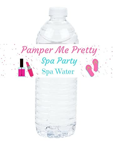 Amazon com: Spa Party Supplies for Girls Sleepover Party