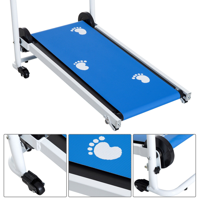 Homcom - Cinta de correr magnética, plegable, para fitness o ...