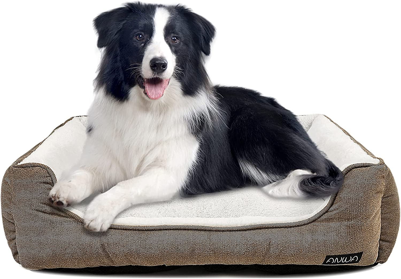 Denim Dog Bed Large Dog Beds African Mud Cloth Pet Bed Choose your fabric Dog Beds Pet mat Kennel Bed Washable Dog Bed
