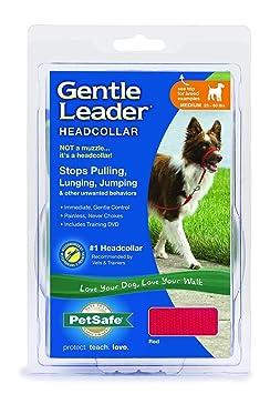 PetSafe/Premier Dog Quick Release GENTLE LEADER HEAD COLLAR Medium ...