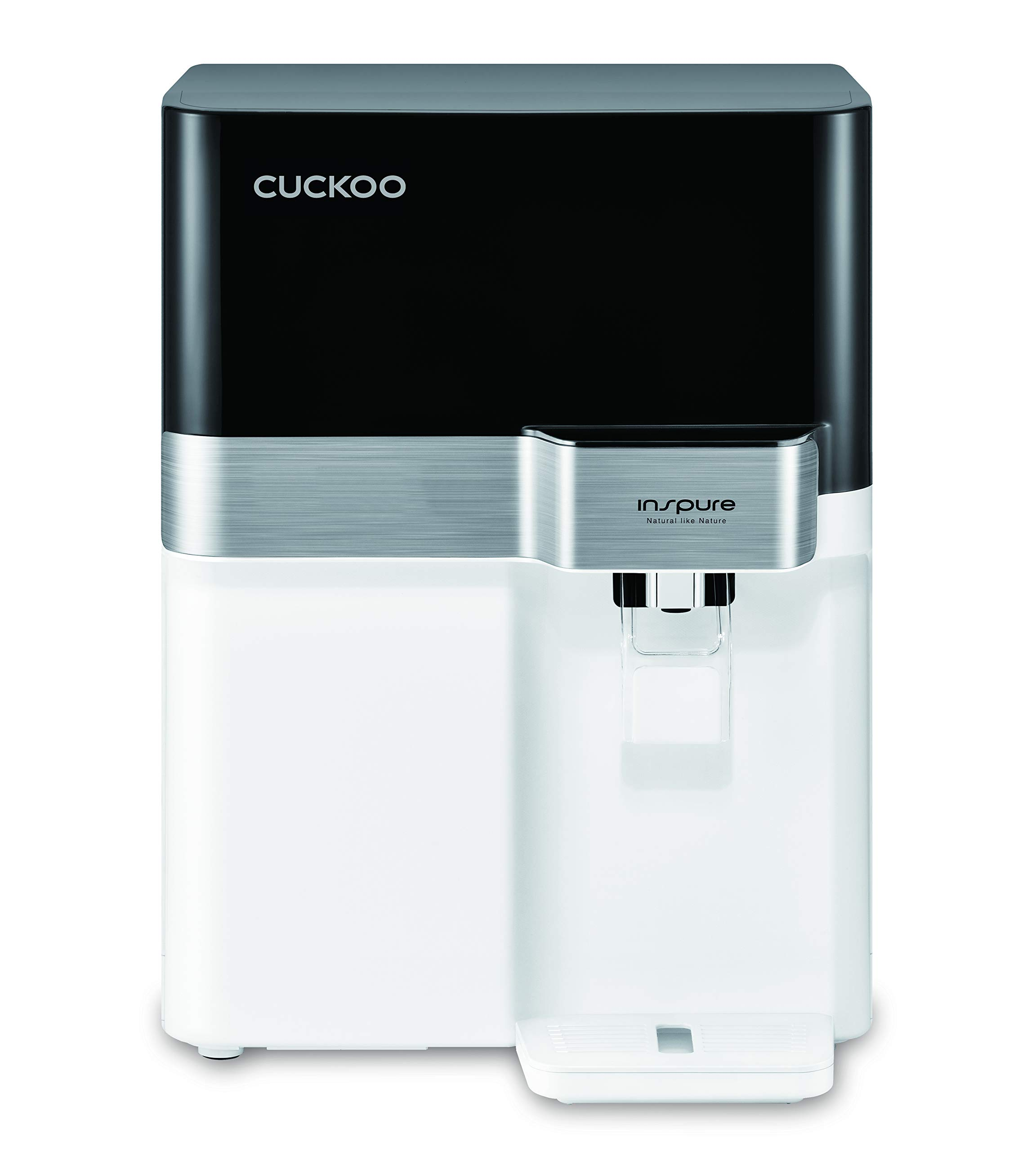 CUCKOO Alkalino Advanced Nano Filteration Non Electric Water Purifier - 7.5 Litres