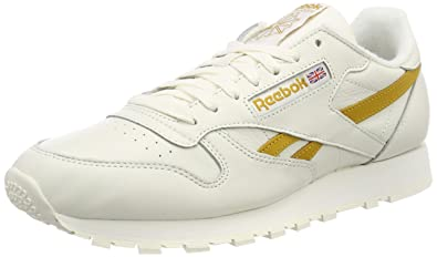 248a80f6e1d15 Reebok Men s s Classic Leather Ripple Fitness Shoes  Amazon.co.uk ...