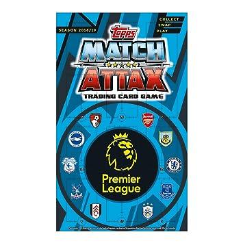 Calendario 2019 Ucl.Epl Match Attax 2018 19 Advent Calendar Amazon Co Uk Toys