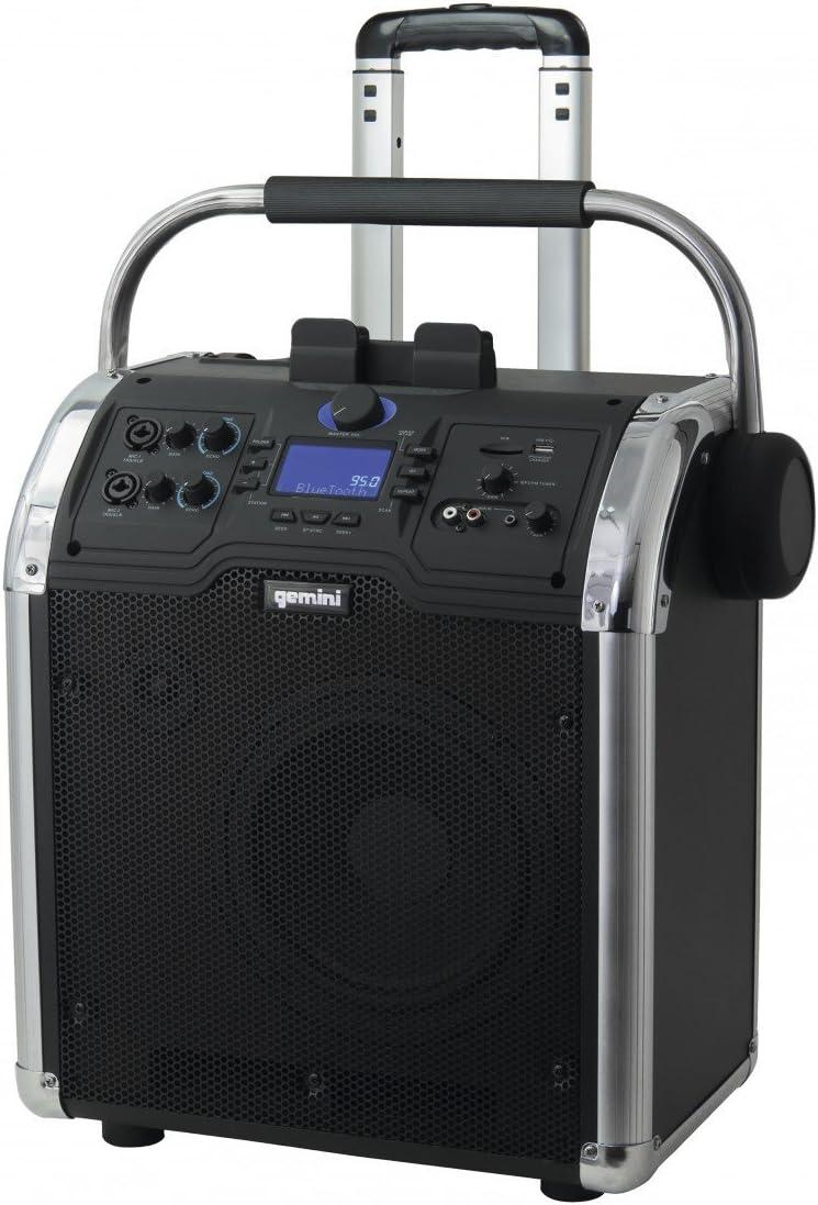 gemini portable speaker