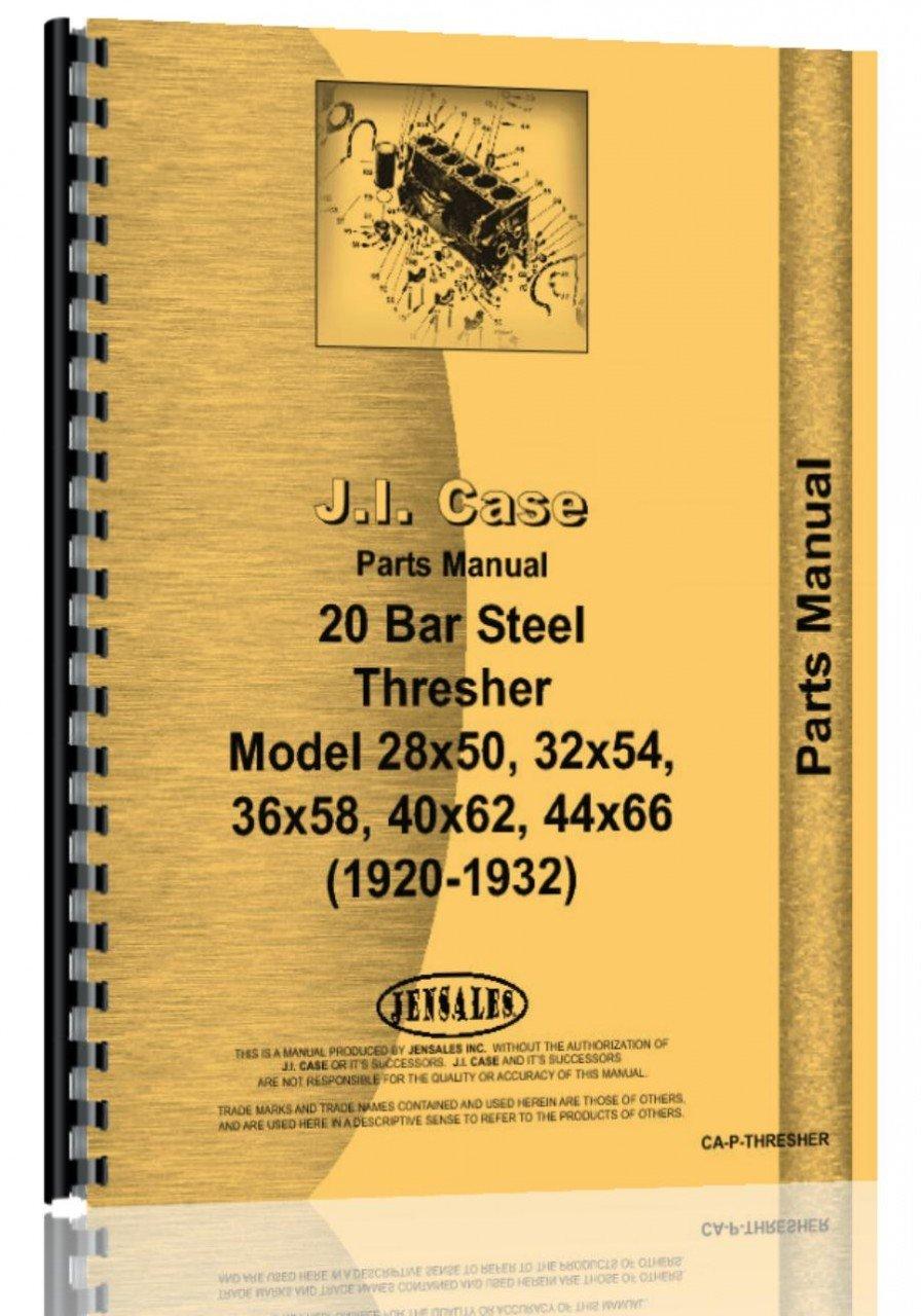 Read Online Case All Thresher Parts Manual Catalog [Jan 01, 2017] Case ebook