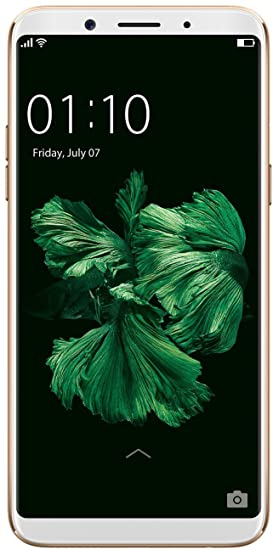 oppo f5 gold full screen display 4 gb ram with offers amazon in