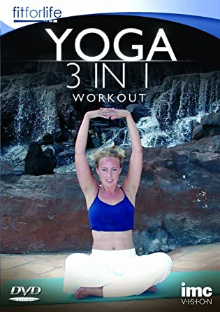 Amazon.com: Yoga 3 in 1 - 3 x 20 Minute Workouts - Hatha ...