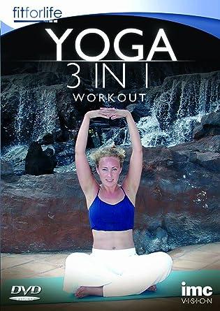 Yoga 3 in 1 - 3 x 20 Minute Workouts - Hatha & Ashtanga Yoga ...