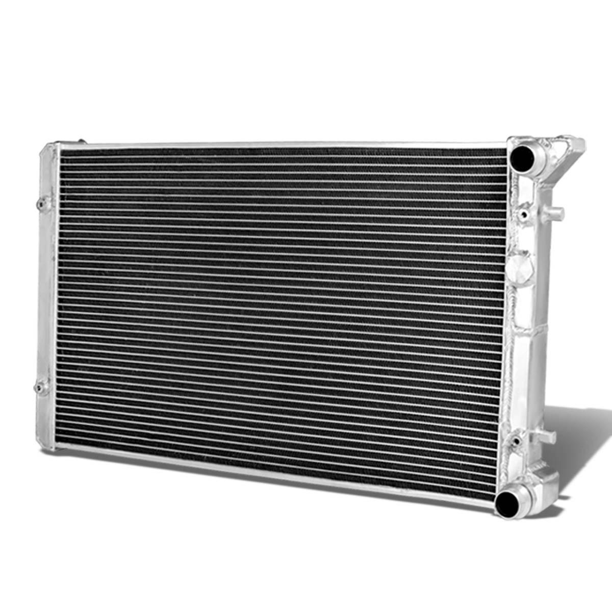 DNA Motoring RA-VWGOLF99-2 2-Row Full Aluminum Radiator